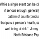 Pathological behavior1