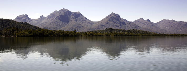 Hinchinbrook Island, Queensland.